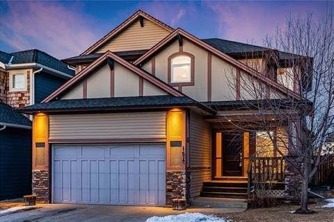 House for sale at 154 Luxstone Vw Southwest Airdrie Alberta - MLS: C4287088