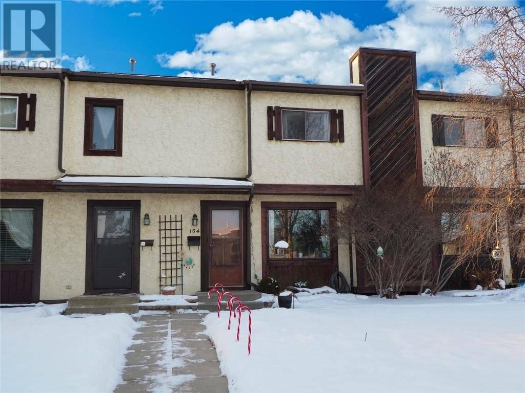 Townhouse for sale at 154 Metcalf Ave Red Deer Alberta - MLS: ca0184886