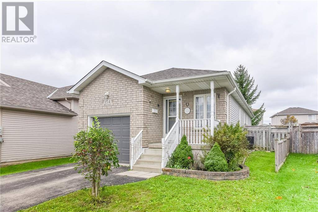 House for sale at 154 Milligan St Centre Wellington Ontario - MLS: 30770500