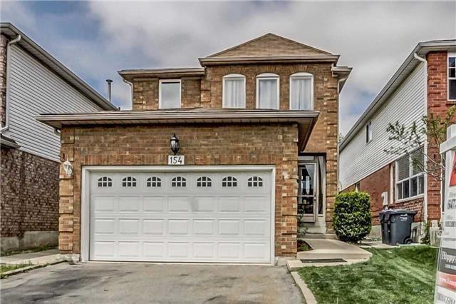 Sold: 154 Moffatt Avenue, Brampton, ON