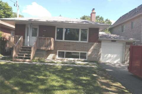 House for rent at 154 Northwood Dr Toronto Ontario - MLS: C4824281