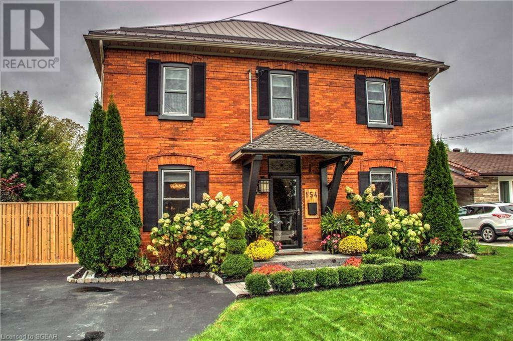 House for sale at 154 Paterson St Collingwood Ontario - MLS: 224576