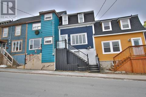 House for sale at 154 Pleasant St St. John's Newfoundland - MLS: 1188645