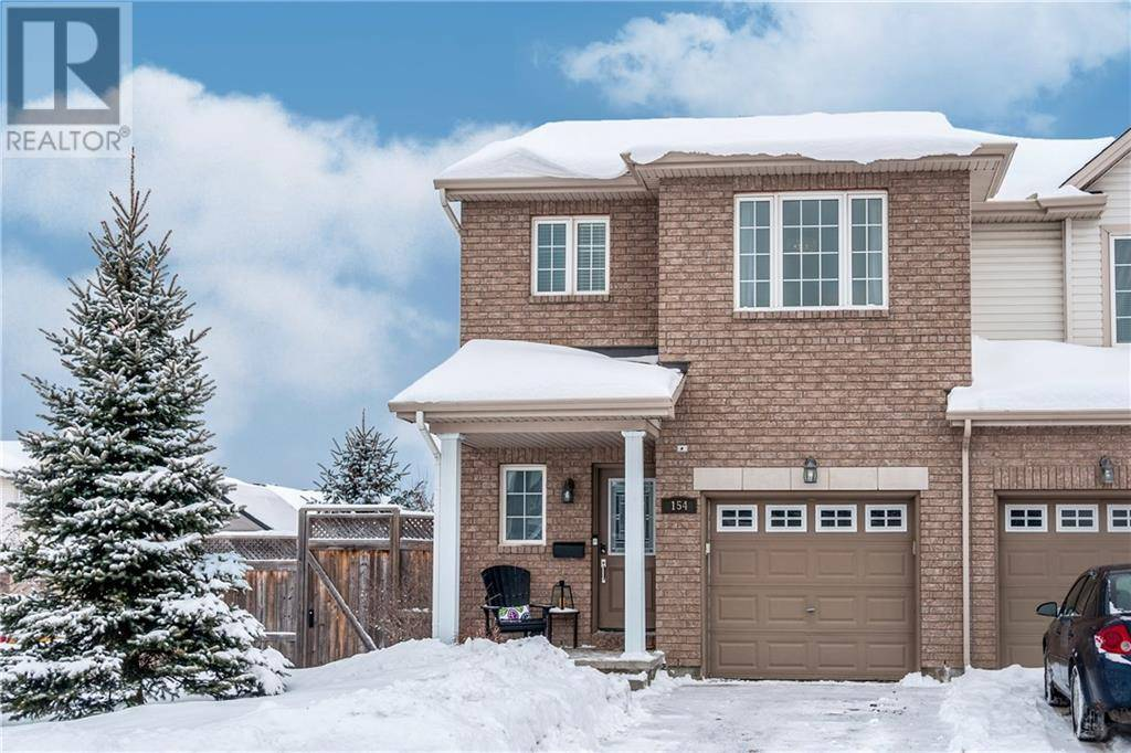 Townhouse for sale at 154 Romina St Ottawa Ontario - MLS: 1181928