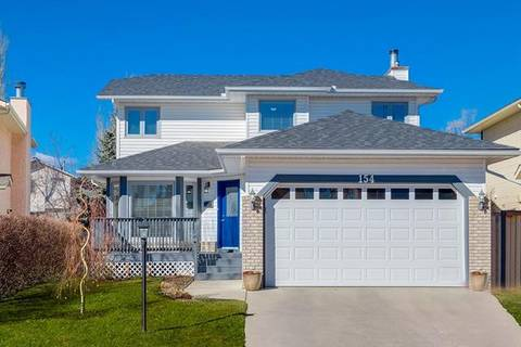 House for sale at 154 Shannon Cres Southwest Calgary Alberta - MLS: C4238078
