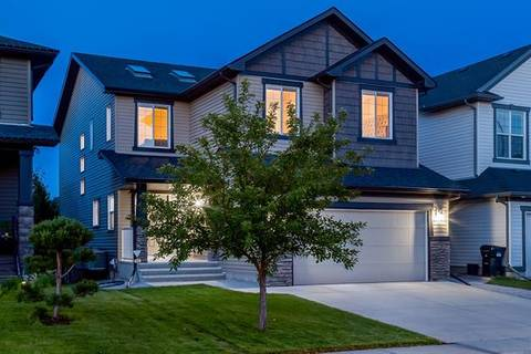 House for sale at 154 Silverado Bank Circ Southwest Calgary Alberta - MLS: C4259051
