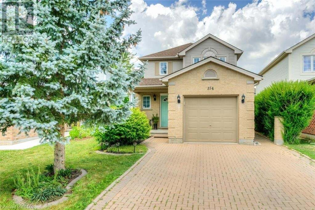 House for sale at 154 Spyer Rd London Ontario - MLS: 270952