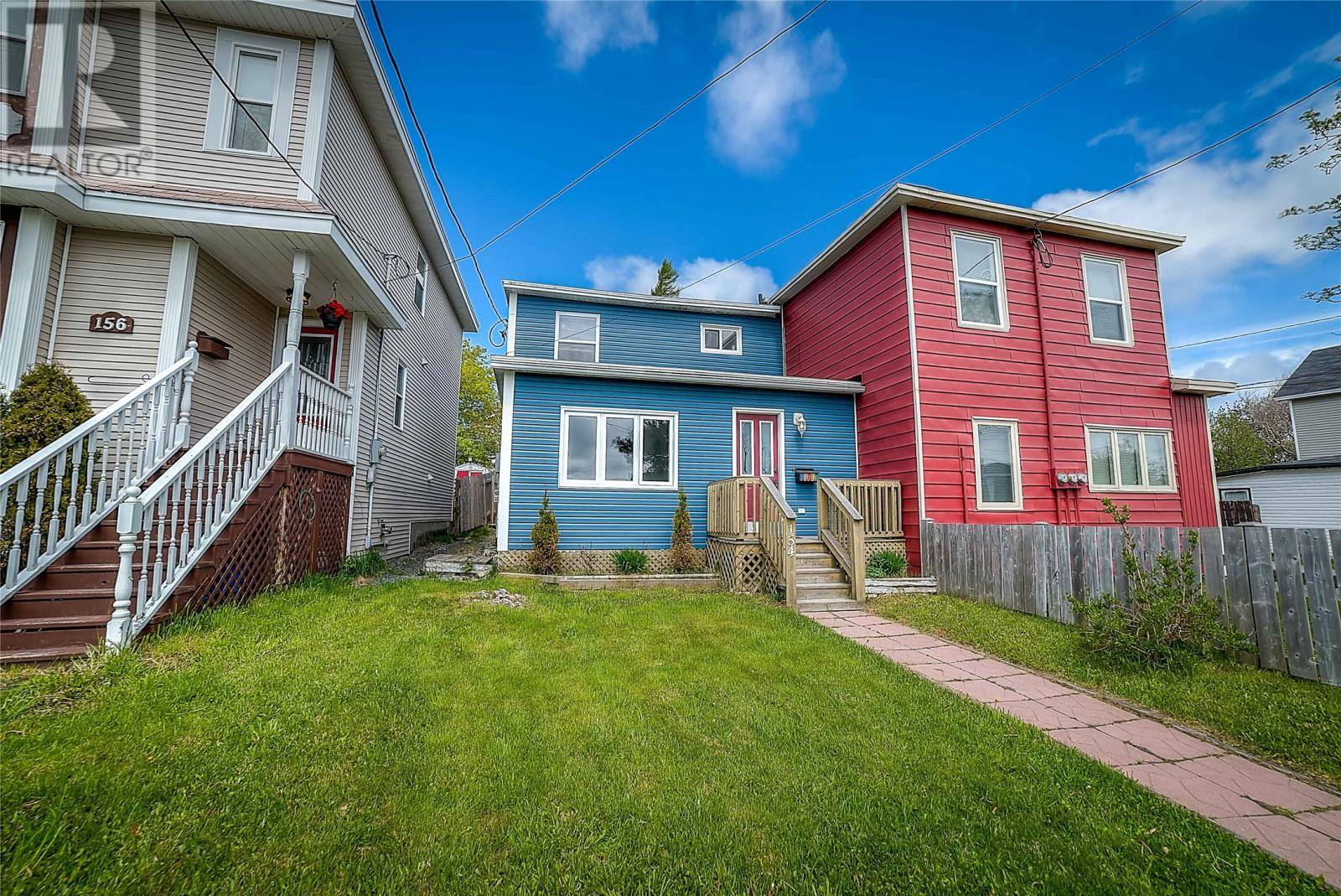 House for sale at 154 St Clare Ave St. John's Newfoundland - MLS: 1200417
