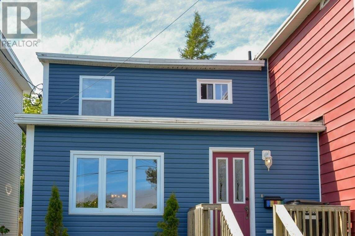 House for sale at 154 St Clare Ave St. John's Newfoundland - MLS: 1221211