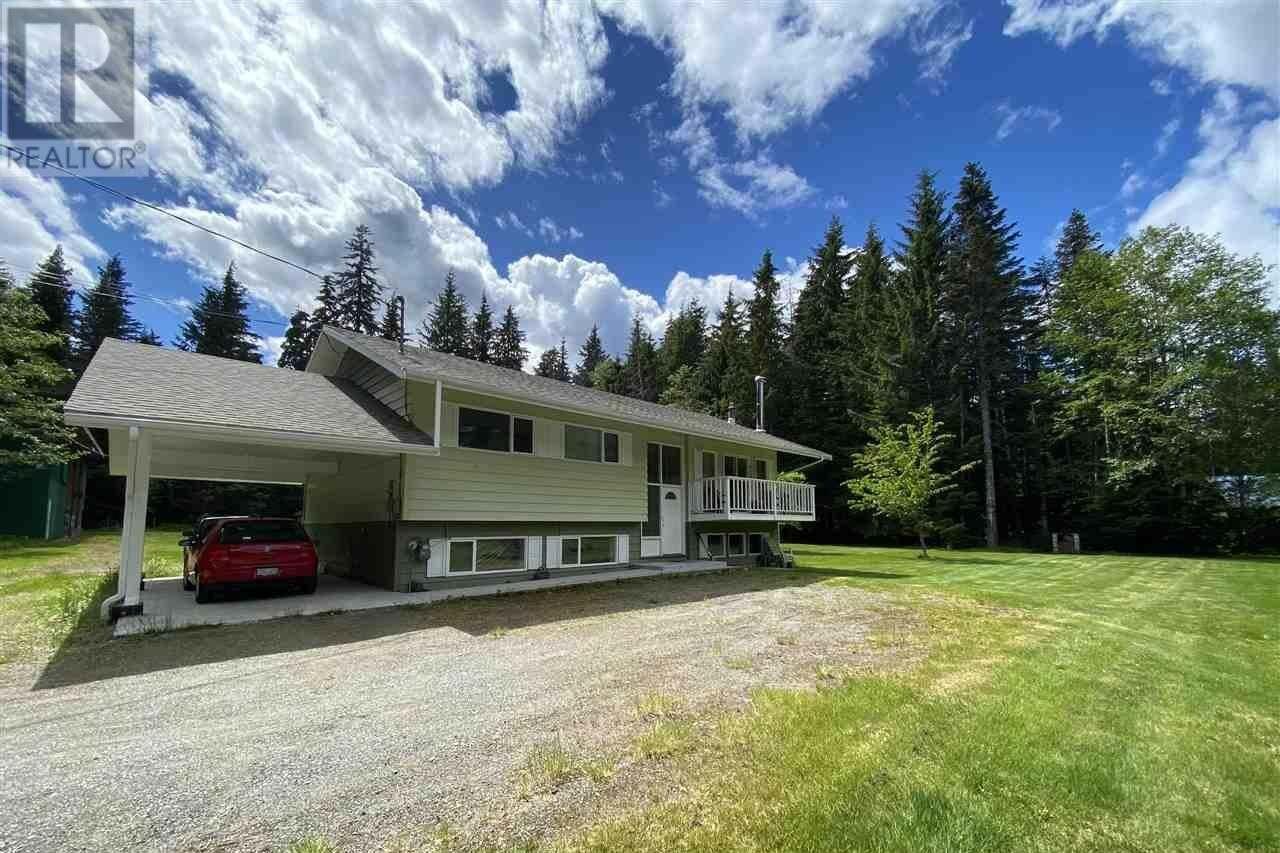 House for sale at 154 Sturgeon St Kitimat British Columbia - MLS: R2427698