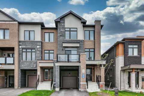 Townhouse for sale at 154 Tango Cres Newmarket Ontario - MLS: N4915385