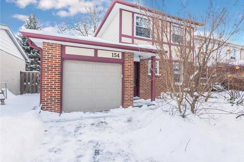 House for sale at 154 Thoms Cres Newmarket Ontario - MLS: N4369826