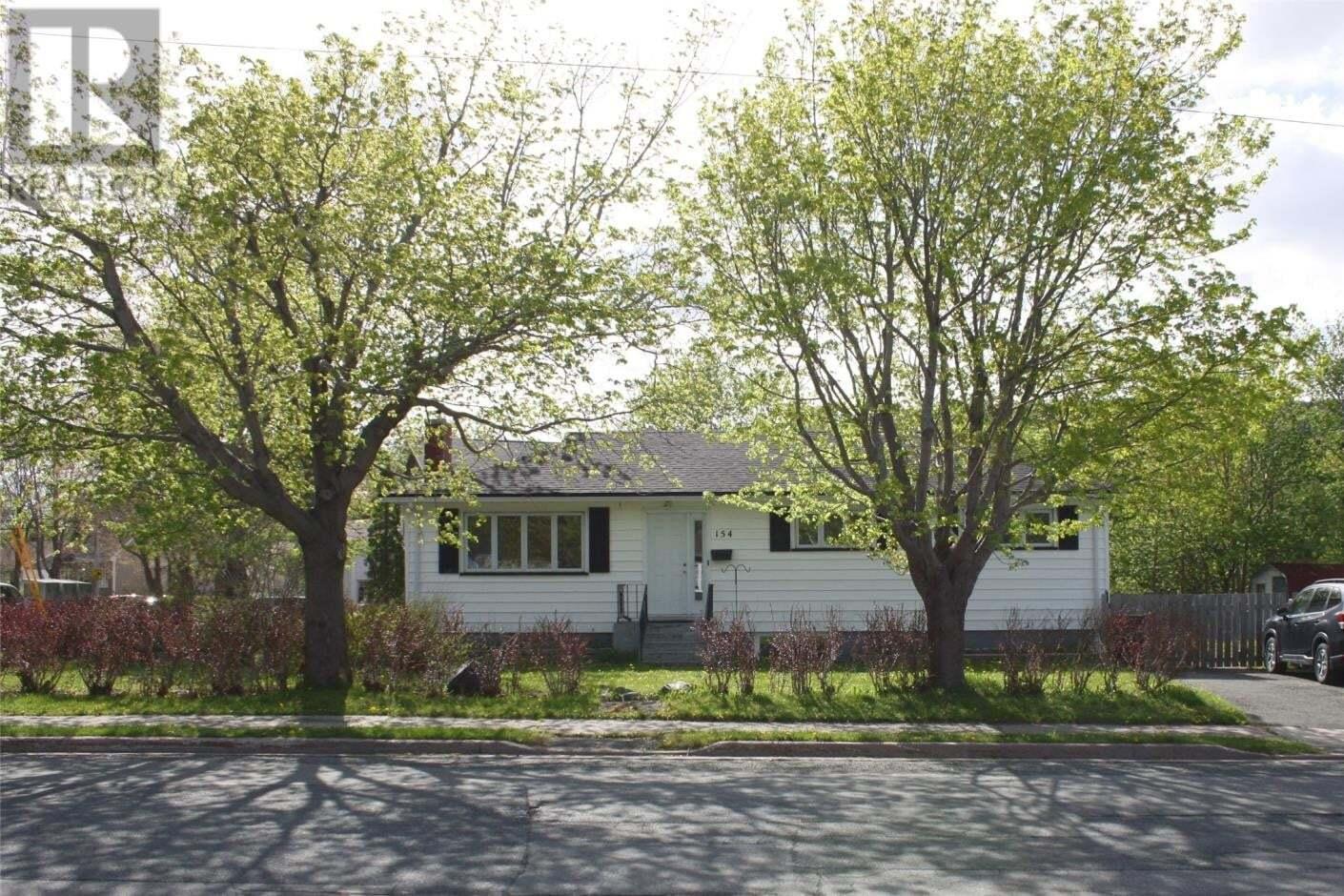 House for sale at 154 University Ave St. John's Newfoundland - MLS: 1214683