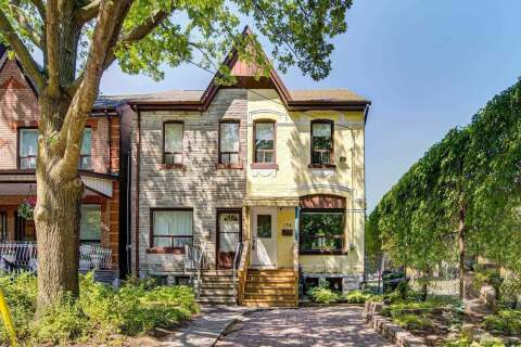Townhouse for sale at 154 West Lodge Ave Toronto Ontario - MLS: W4821859
