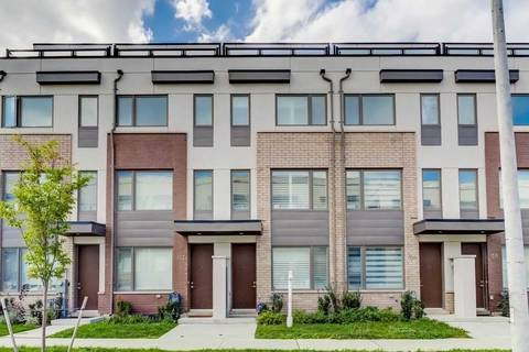 Townhouse for sale at 154 William Duncan Rd Toronto Ontario - MLS: W4607032