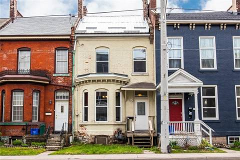 Townhouse for sale at 154 Wilson St Hamilton Ontario - MLS: H4053695
