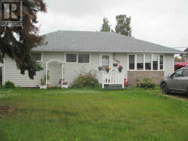 House for sale at 1540 115 Ave Dawson Creek British Columbia - MLS: 179905