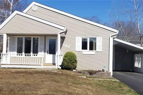 House for sale at 1540 Bernon  Bathurst New Brunswick - MLS: NB023218
