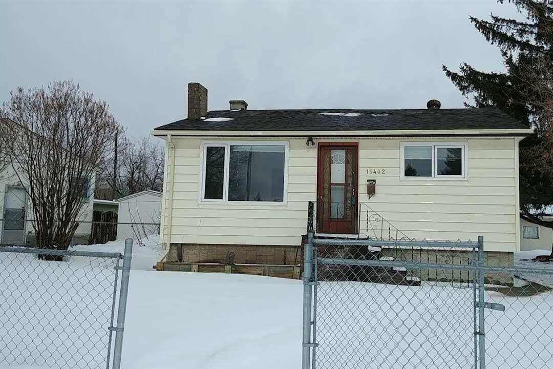 House for sale at 15402 94a Av NW Edmonton Alberta - MLS: E4124912