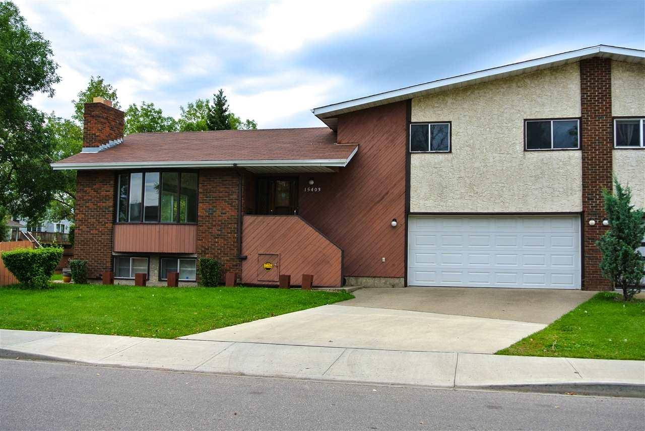 Townhouse for sale at 15403 105 Ave Nw Edmonton Alberta - MLS: E4172818