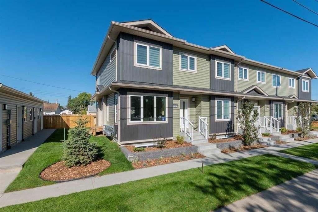 Townhouse for sale at 15406 106 Av NW Edmonton Alberta - MLS: E4204263