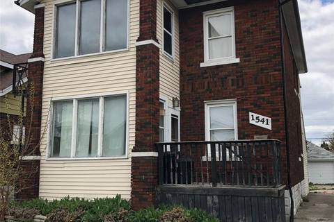 Townhouse for sale at 1541 Parent Ave Windsor Ontario - MLS: 19018053