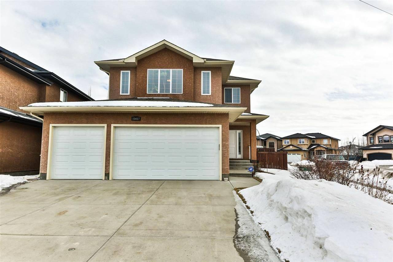 House for sale at 15417 52a St Nw Edmonton Alberta - MLS: E4190620