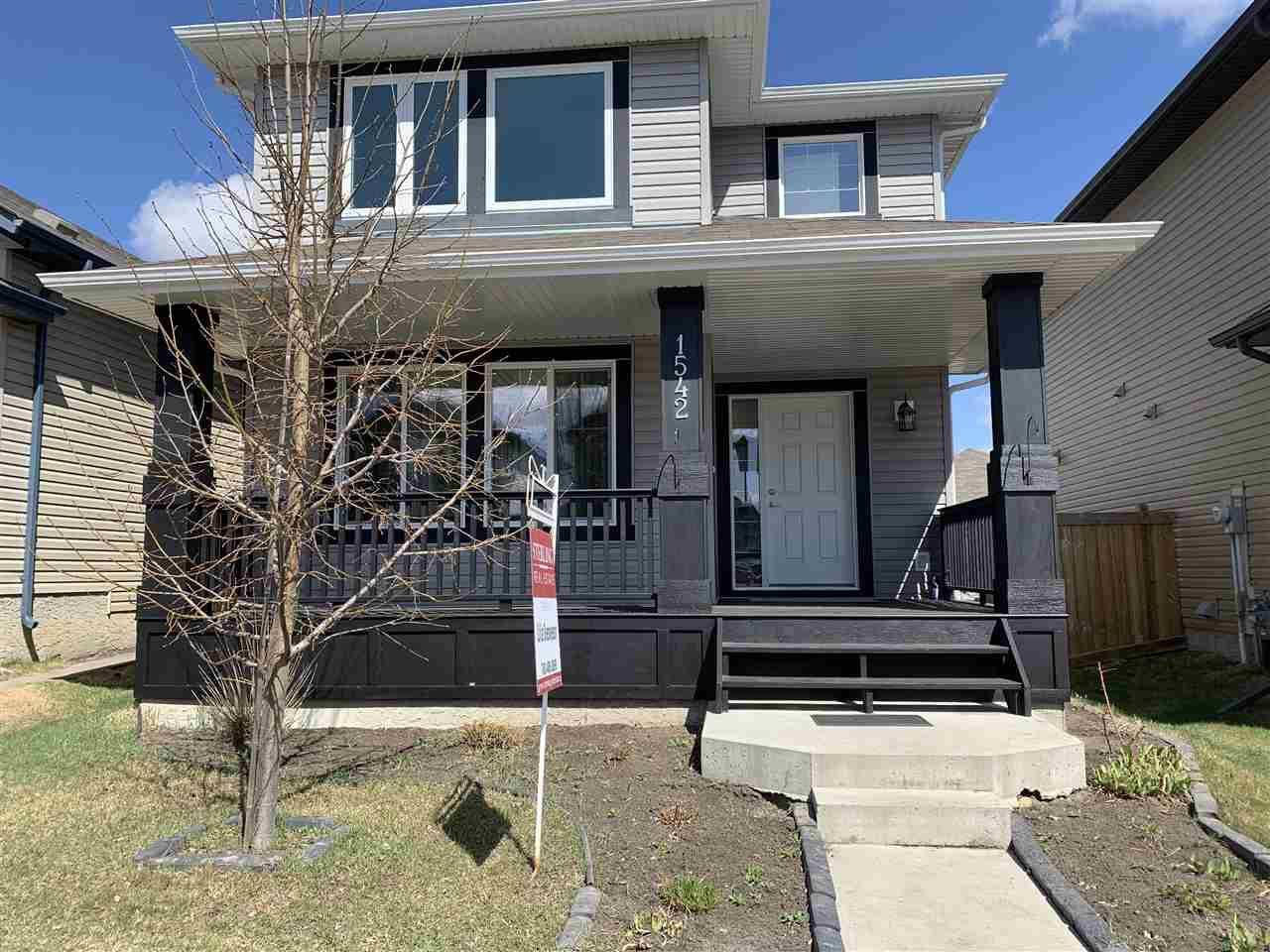 House for sale at 1542 35b Ave Nw Edmonton Alberta - MLS: E4194893