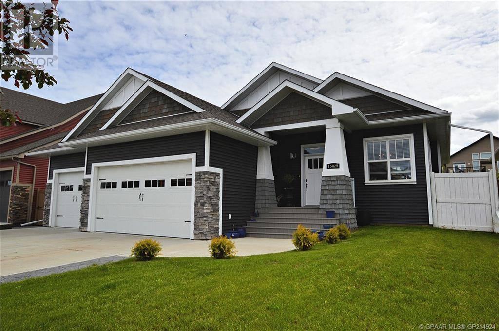 House for sale at 15425 105 St Rural Grande Prairie No. 1, County Of Alberta - MLS: GP214924