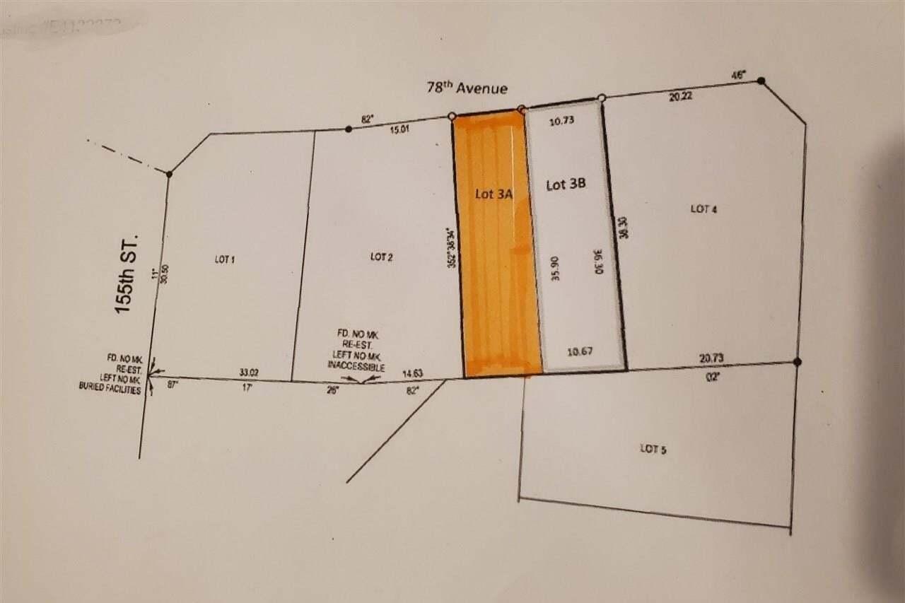 Residential property for sale at 15429 78 Av NW Edmonton Alberta - MLS: E4215979
