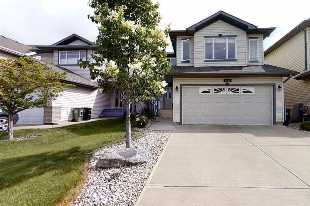 House for sale at 1543 37c Av NW Edmonton Alberta - MLS: E4205018
