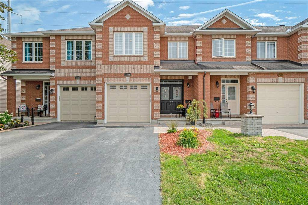 Townhouse for sale at 1543 Demeter St Ottawa Ontario - MLS: 1168777