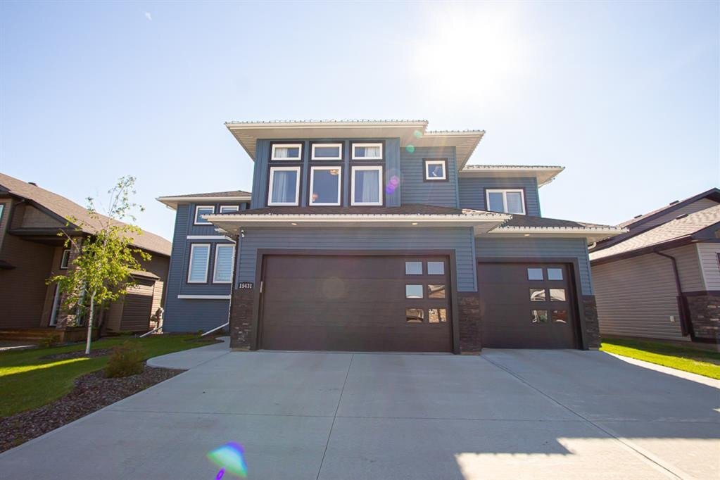 House for sale at 15431 106 St Rural Grande Prairie No. 1, County Of Alberta - MLS: A1004441