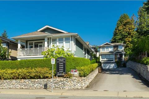 House for sale at 15445 Buena Vista Ave White Rock British Columbia - MLS: R2403045