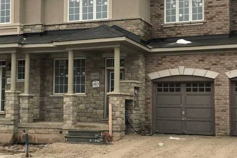 Townhouse for sale at 1545 Carr Landing Cres Milton Ontario - MLS: W4385764