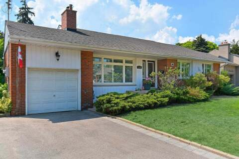 House for sale at 1545 Glenwatson Dr Mississauga Ontario - MLS: W4828168