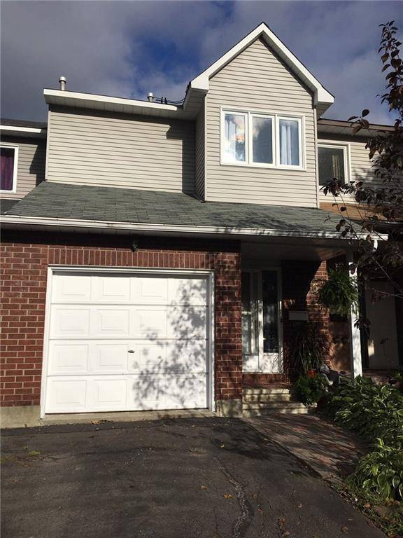 Townhouse for sale at 1546 Briarfield Cres Ottawa Ontario - MLS: 1172165