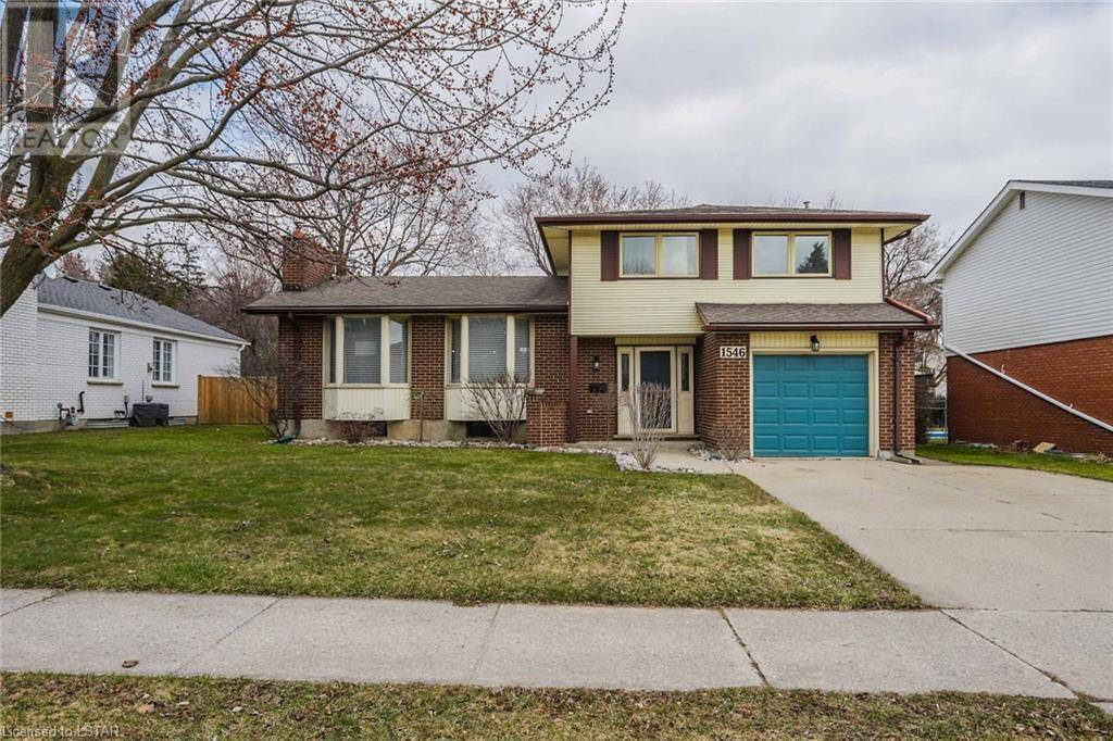 House for sale at 1546 Hastings Dr London Ontario - MLS: 253664
