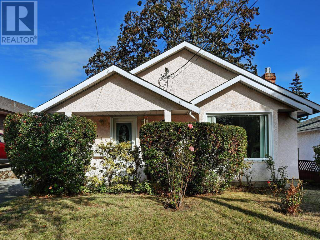 House for sale at 1546 Westall Ave Victoria British Columbia - MLS: 415422