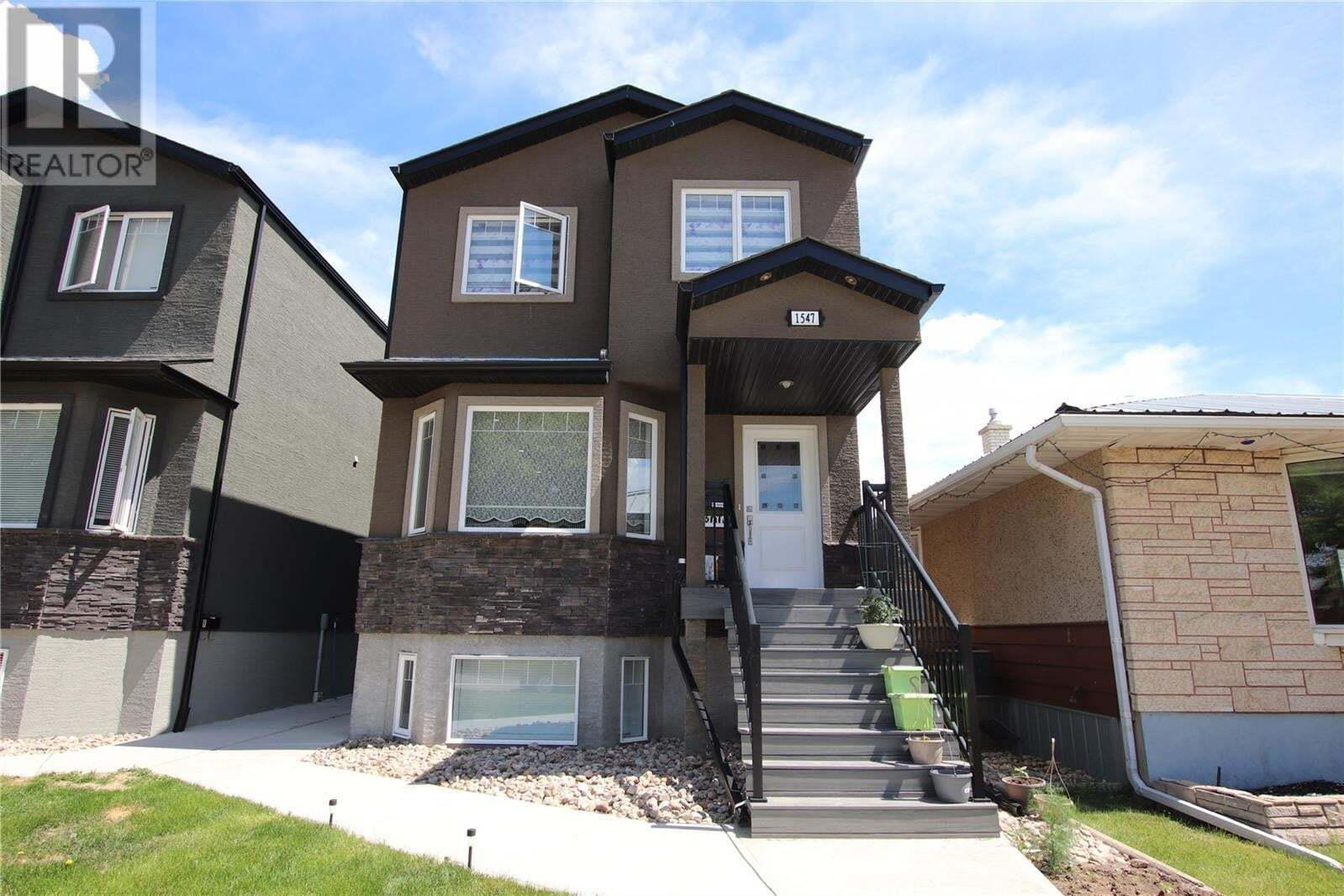 House for sale at 1547 Lacon St Regina Saskatchewan - MLS: SK814288