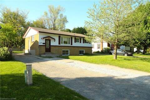 House for sale at 1548 Dale St London Ontario - MLS: 40018497