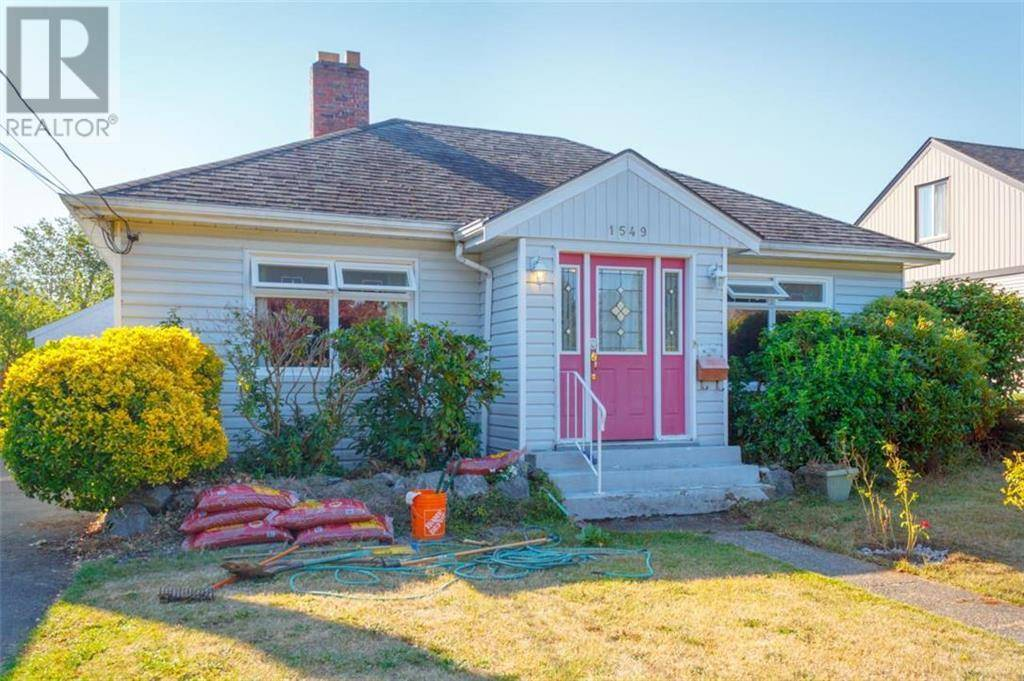 House for sale at 1549 Clawthorpe Ave Victoria British Columbia - MLS: 415063