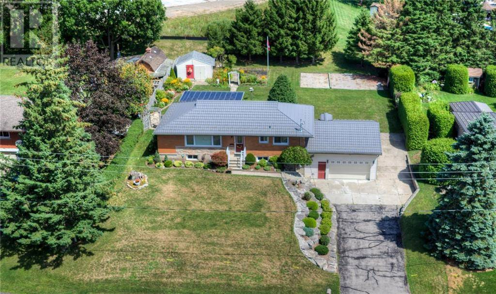 House for sale at 1549 Mannheim Rd Mannheim Ontario - MLS: 30776112