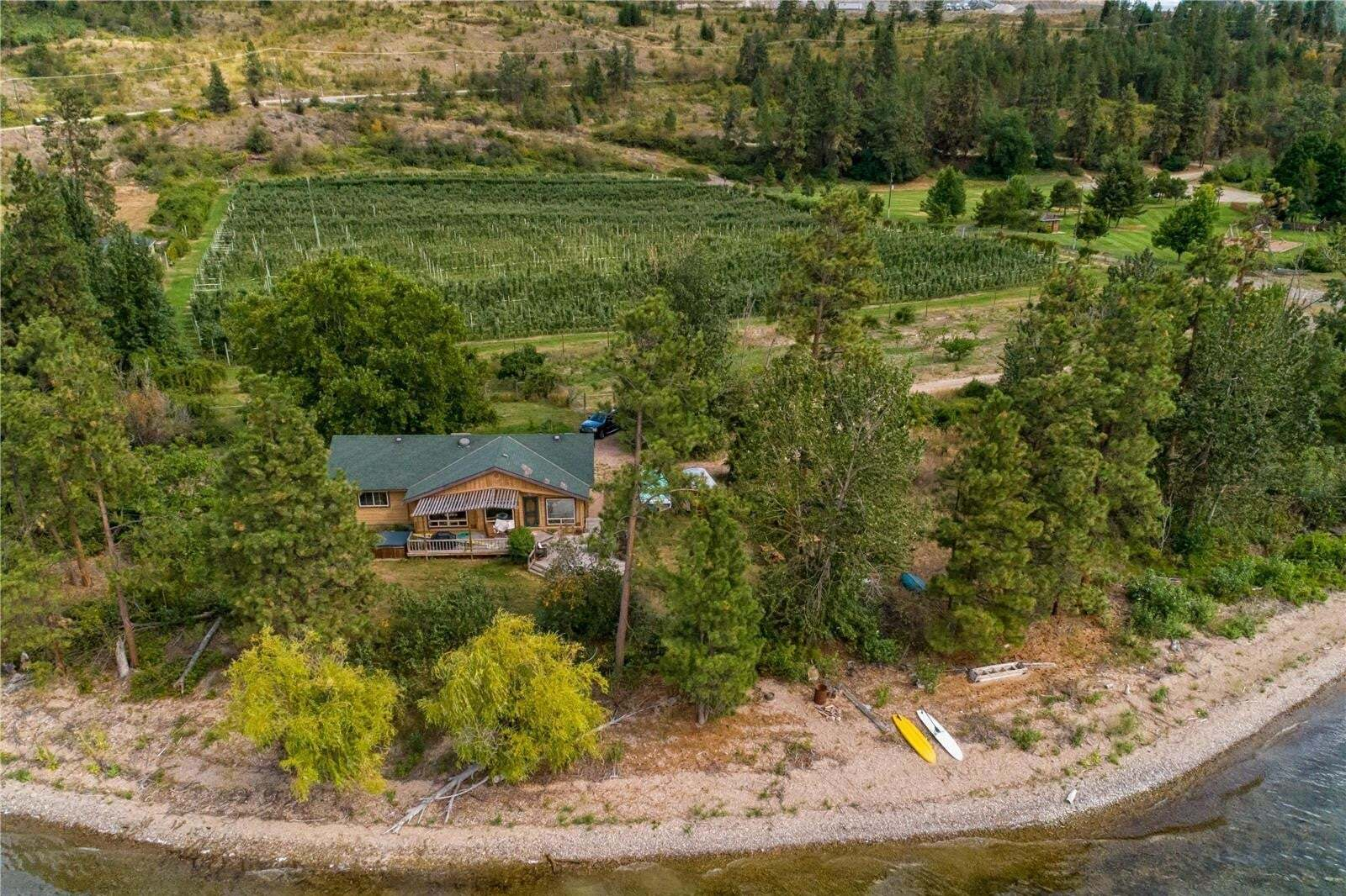 Home for sale at 15490 Carrs Landing Rd Lake Country British Columbia - MLS: 10186943