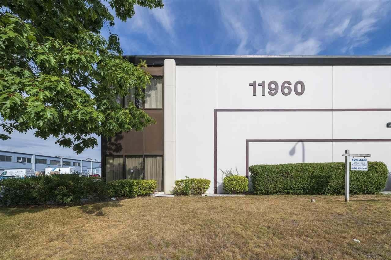 Commercial property for sale at 11960 Hammersmith Wy Unit 155 Richmond British Columbia - MLS: C8027361