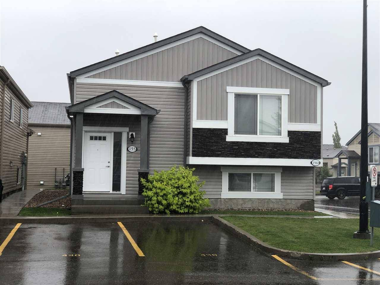 Townhouse for sale at 142 Selkirk Pl Unit 155 Leduc Alberta - MLS: E4167938