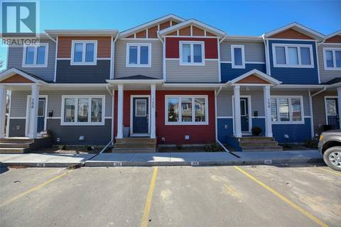 Townhouse for sale at 1920 7th Ave E Unit 155 Regina Saskatchewan - MLS: SK768530