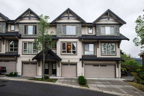 Townhouse for sale at 3105 Dayanee Springs Blvd Unit 155 Coquitlam British Columbia - MLS: R2387912