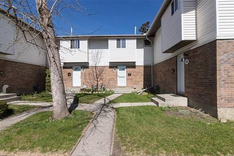 Townhouse for sale at 5103 35 Ave Southwest Unit 155 Calgary Alberta - MLS: C4244634