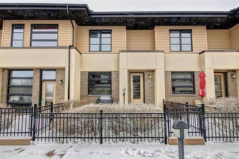 Townhouse for sale at 155 Aspen Hills Villa(s) Southwest Calgary Alberta - MLS: C4291808